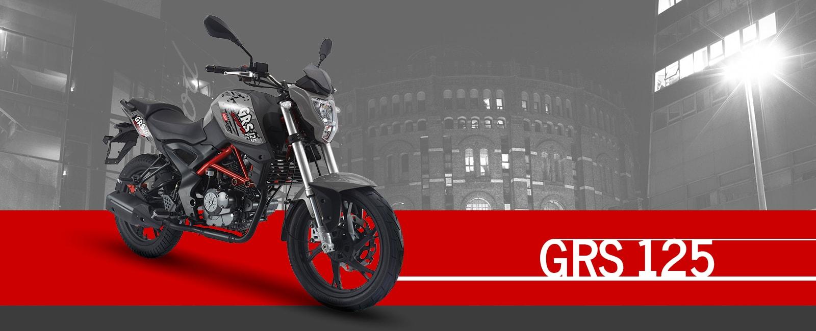 ksr moto grs 125 4t euro 4. Black Bedroom Furniture Sets. Home Design Ideas
