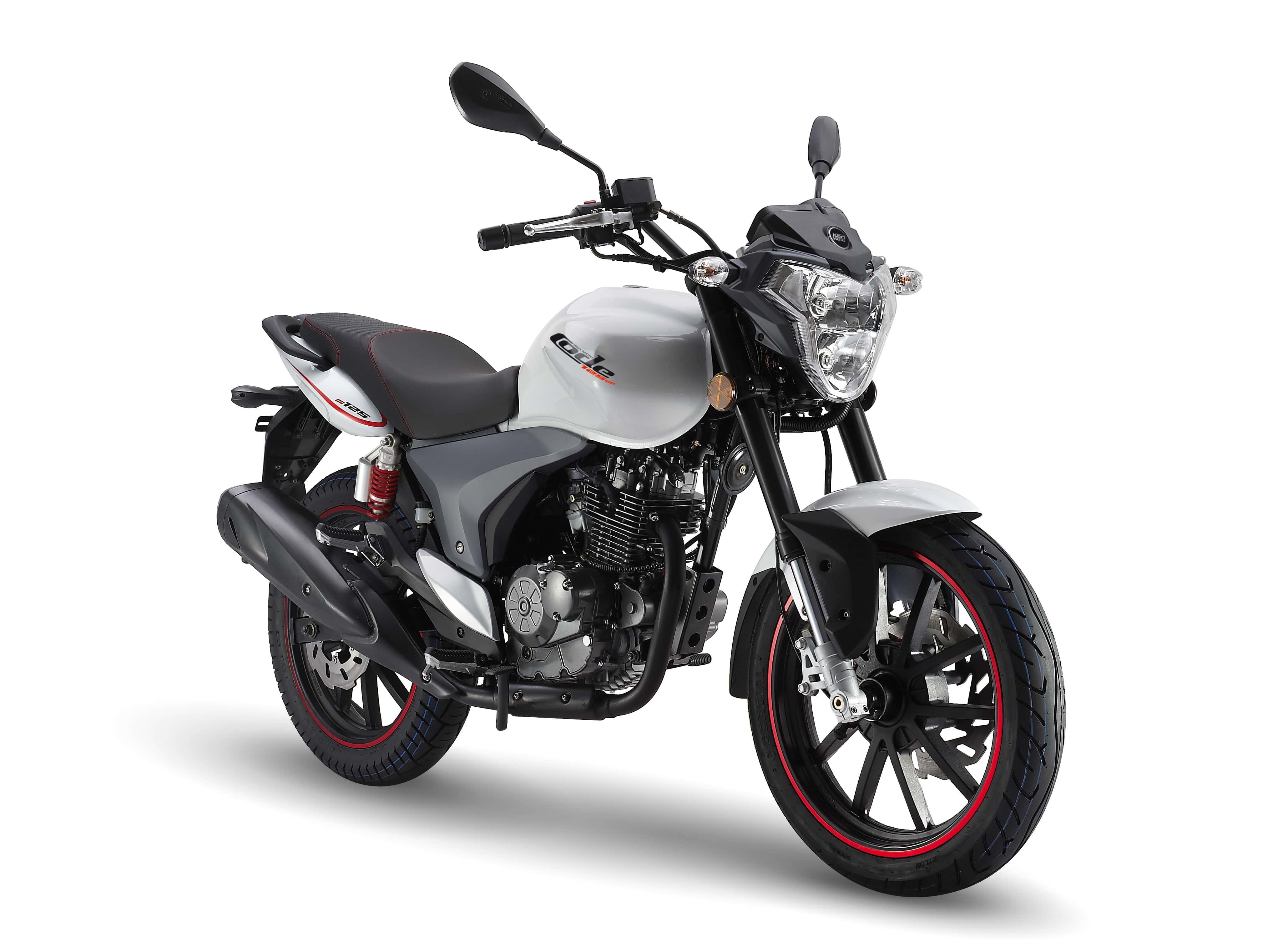 Ksr Moto Code 125 4t Euro 4