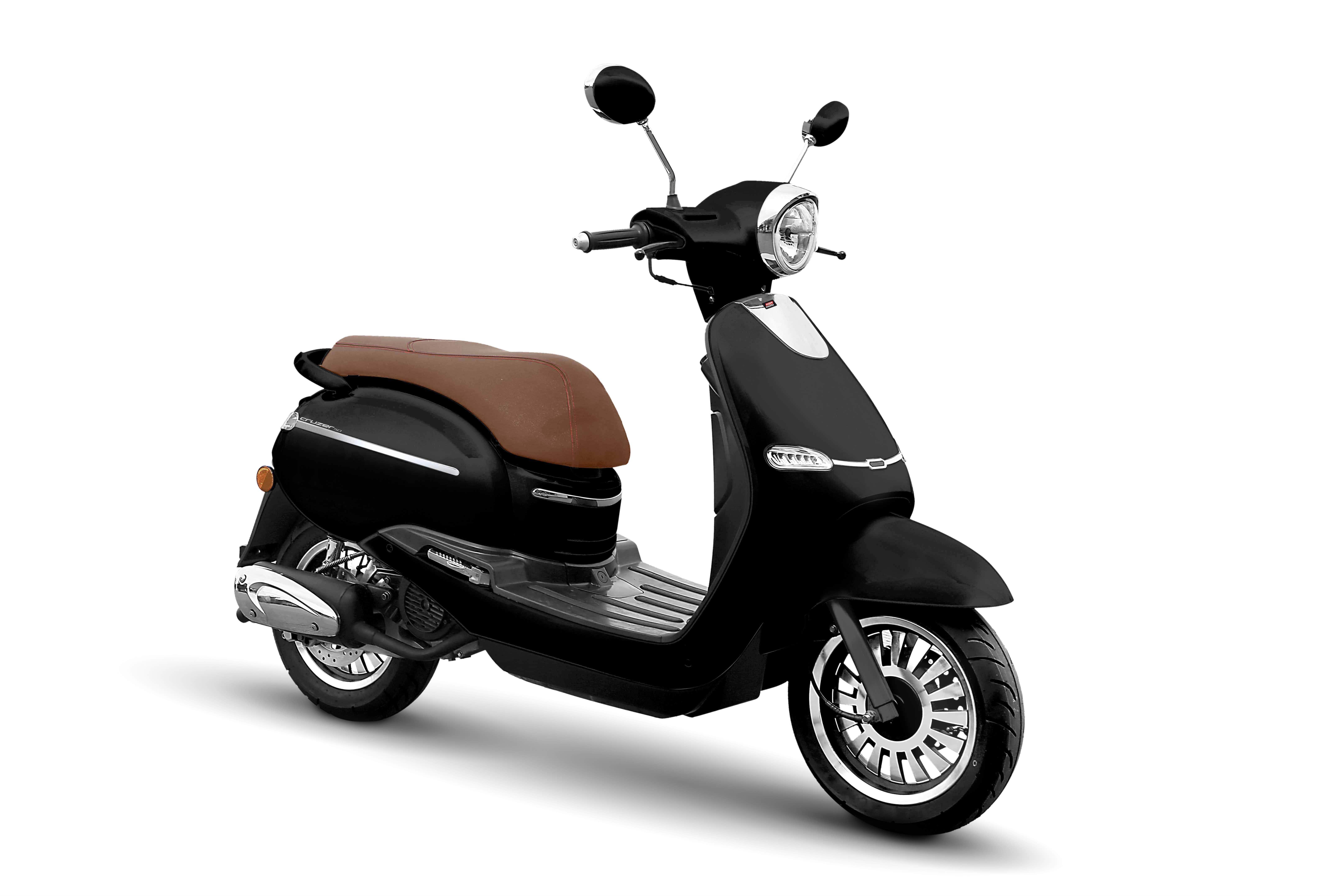 KSR MOTO Cruzer 50 4T Euro 4