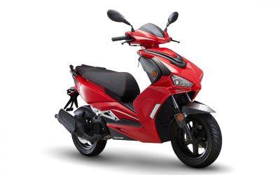 Con il DEMONIO, KSR MOTO rivoluziona il concetto di scooter sportivi
