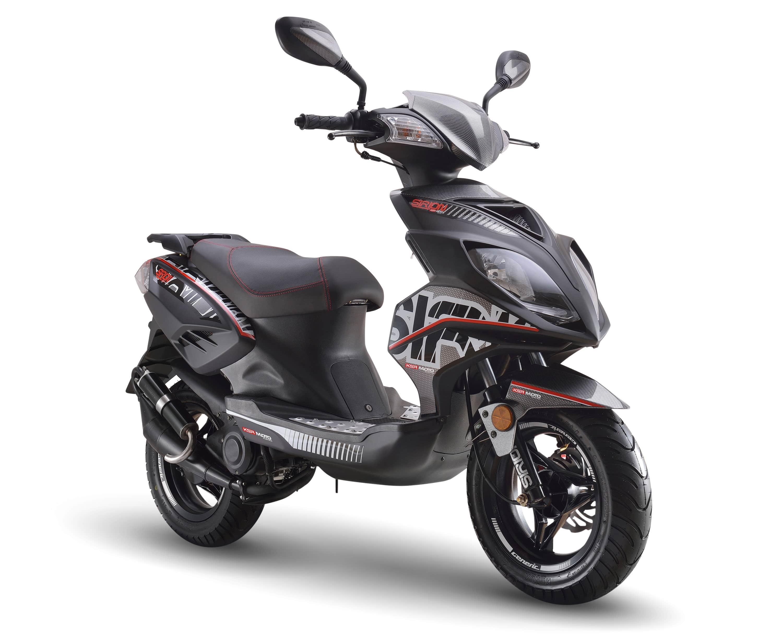 KSR MOTO Sirion 50 4T Euro 4 & Sirion 125 4T Euro 4