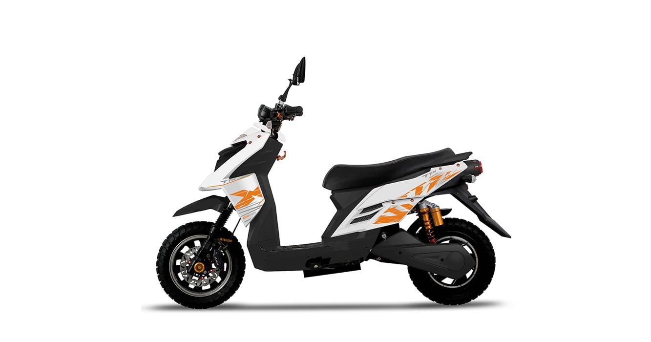 KSR MOTO TTX Electric Scooter