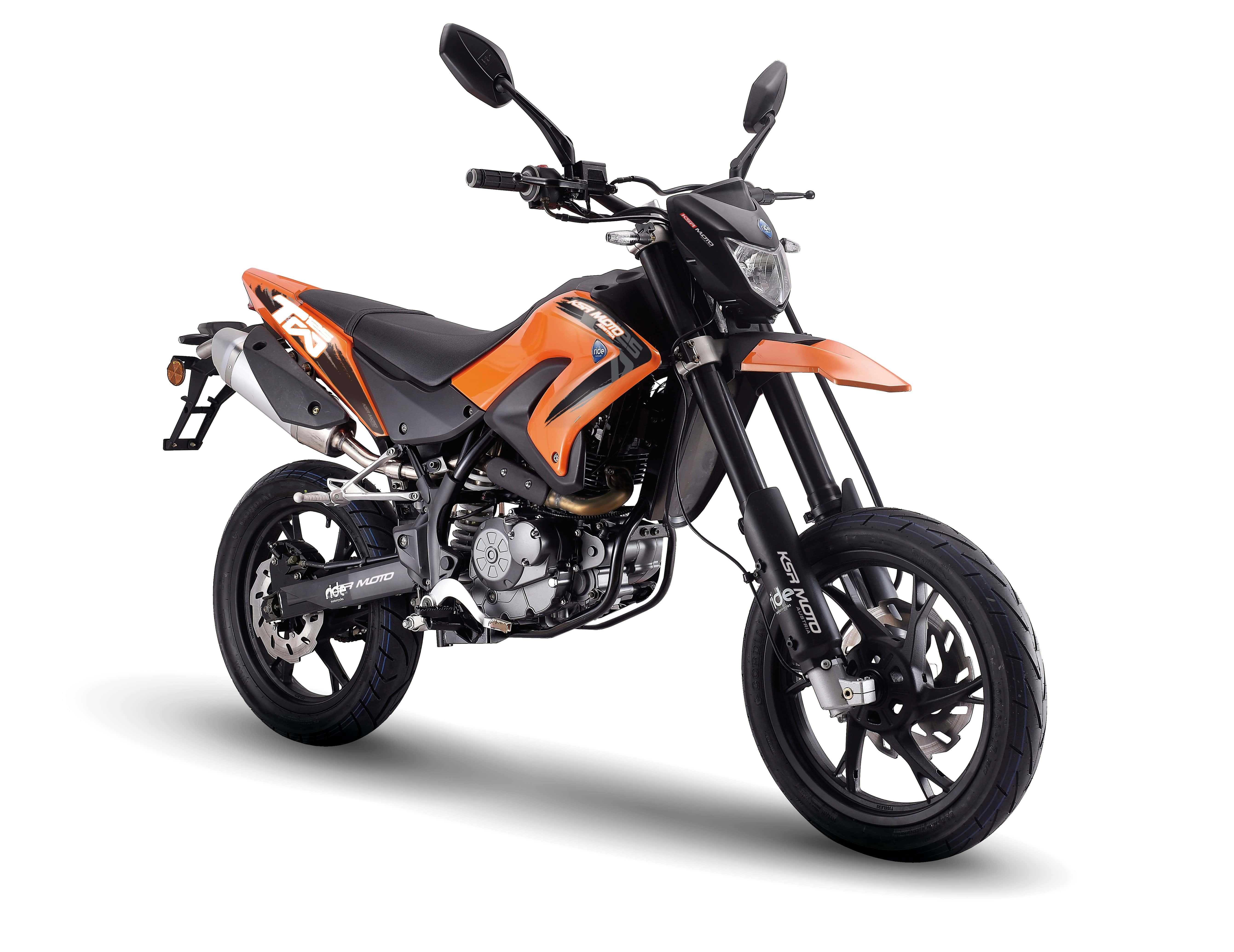 ksr moto tw 125 sm 4t euro 4 tw 125 x 4t euro 4