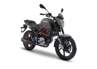 KSR MOTO GRS 125 Grey Edition