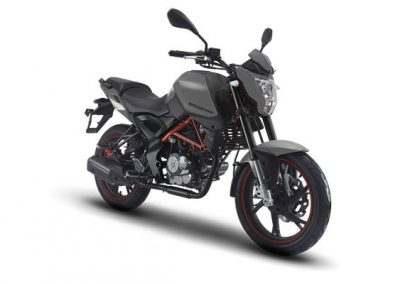 GRS 125 Gunmetal Grey